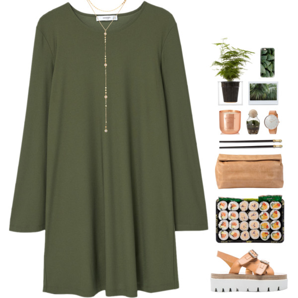 Green Dresses To Wear Anywhere You Want 2020