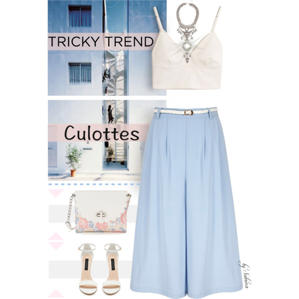 Culottes How And With What To Wear 2020