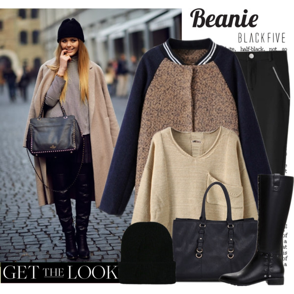 Easy Ways To Wear Black Beanies: 20 Outfit Ideas 2020