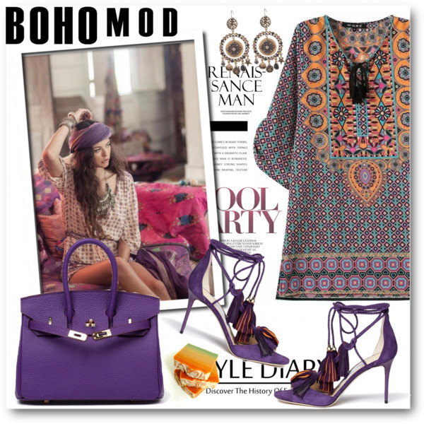How To Choose An Appropriate Bohemian Dress 2019