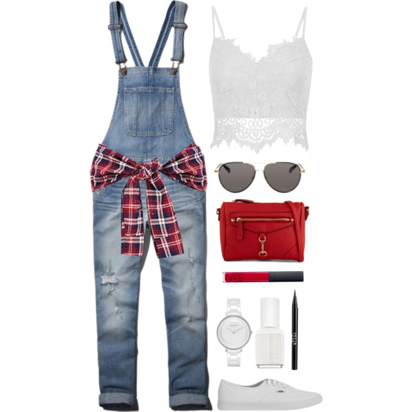 How To Wear Denim Overalls With Shirts 2020