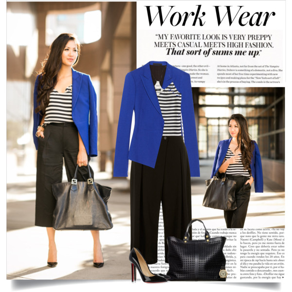 Black Culottes: Simple Outfits To Copy 2020