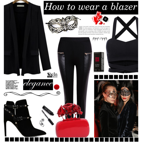 Black Blazers: 16 Cool Ways To Wear Them Now 2021