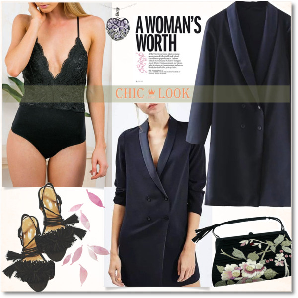 Best Bodysuits To Wear With Everyday Clothes 2019