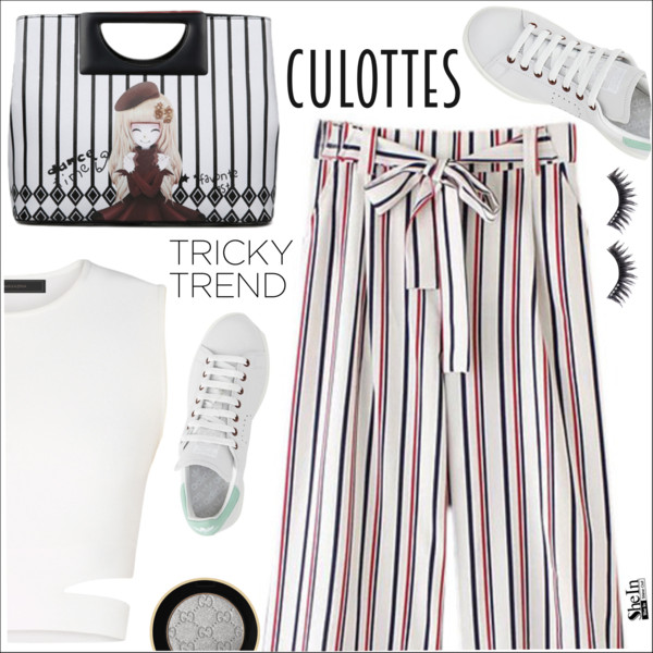 Culottes How And With What To Wear 2019