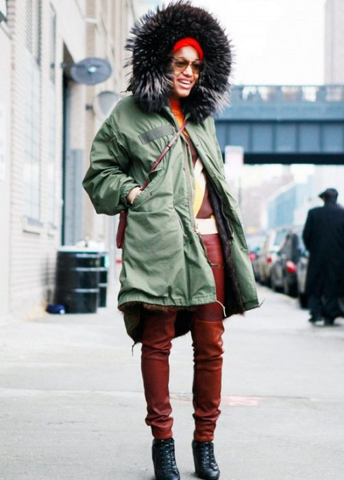 Parkas Are Best Winter Coats For Women 2019