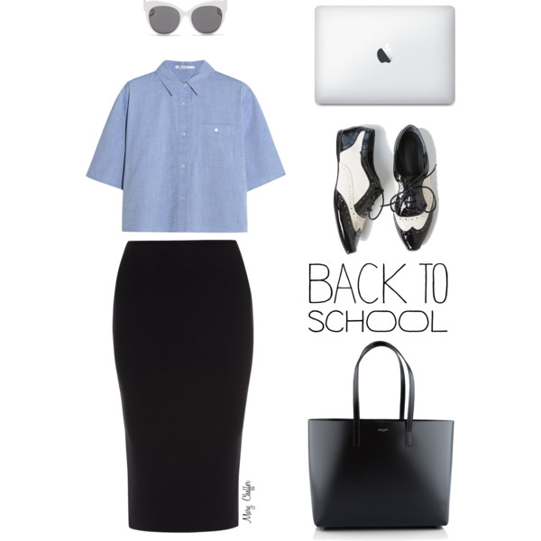 Modern Outfit Ideas with Pencil Skirts 2019