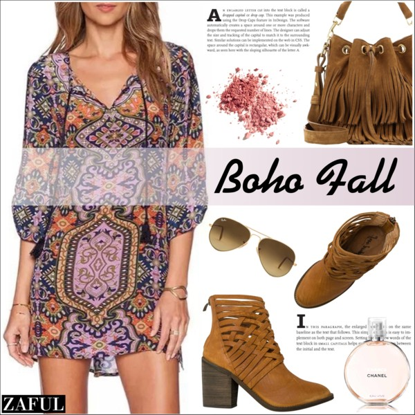 Short And Long Bohemian Dresses 2019