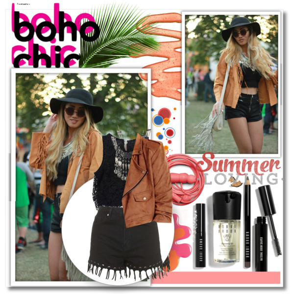 Fabulous Boho Outfit Ideas With Shorts 2020