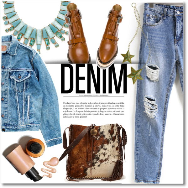 Denim Outfits to Wear This Year 2021