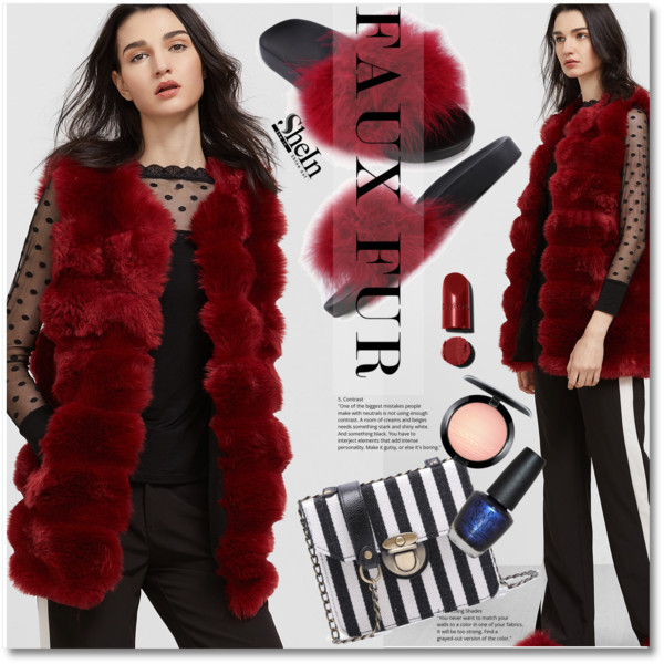 Fur Vests You Can Wear Anywhere You Want 2019