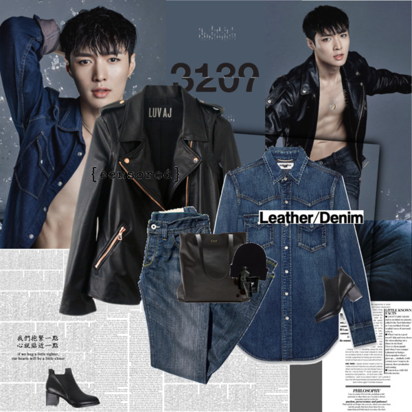 Leather Jackets With Jeans Best Combination 2021