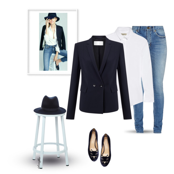What To Wear With Blue Blazers 2019