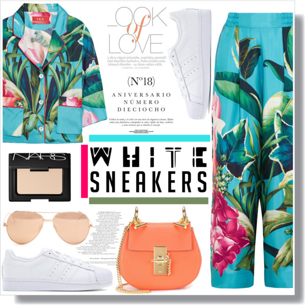 White Sneakers Smart-Casual Outfit Ideas 2020