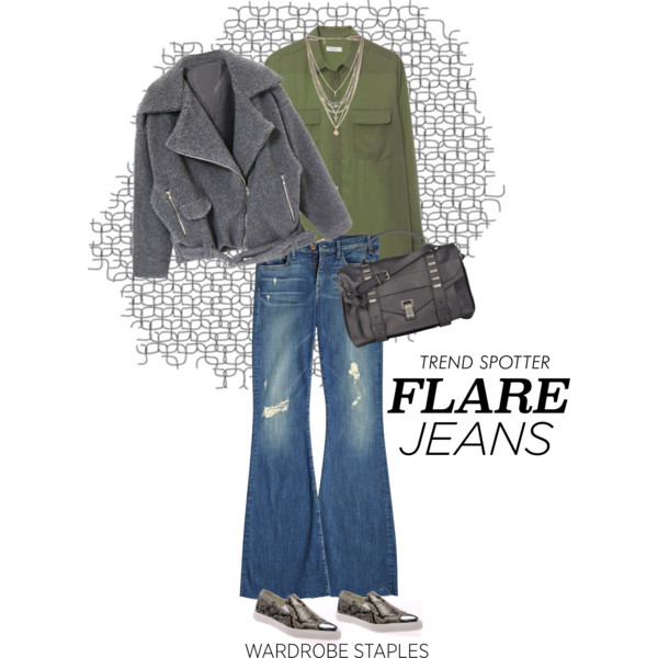 Flared Jeans For Women Retro Looks Are Back 2021