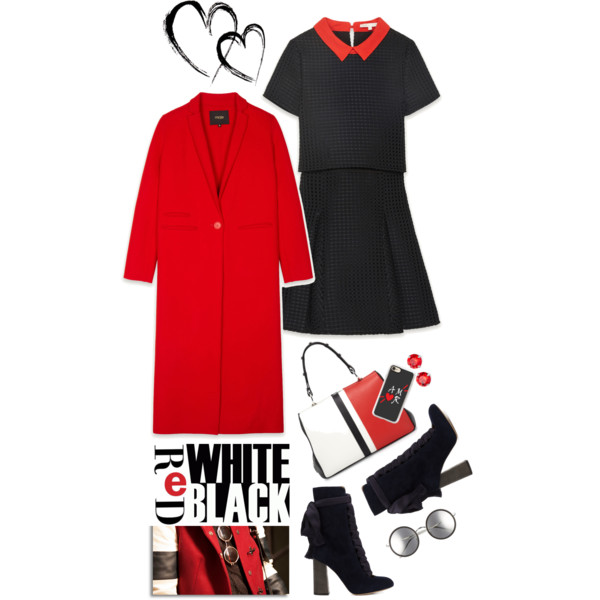 How To Wear Red Color In Your Outfit 2019