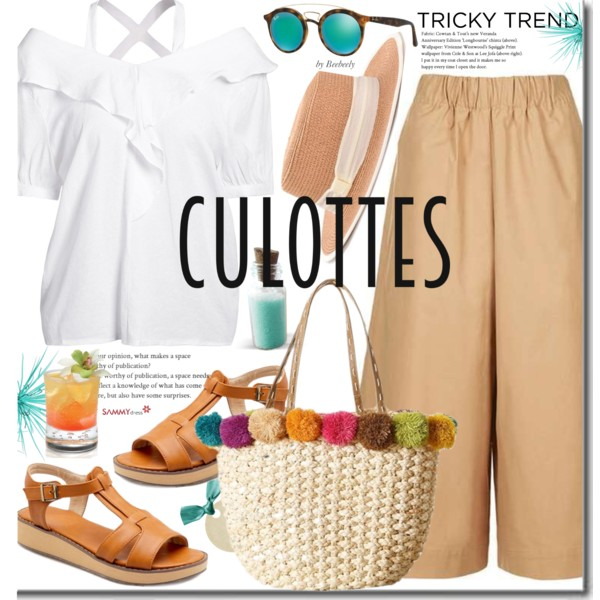 How To Wear Culottes This Summer 2020