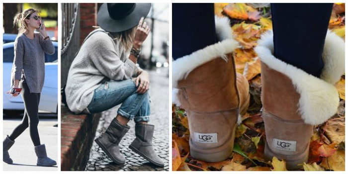 Ugg Boots Are Trendy Again 2019