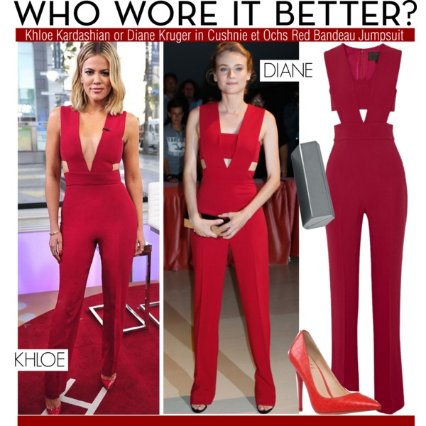 Red Jumpsuits For Women Who Love Fashion 2020