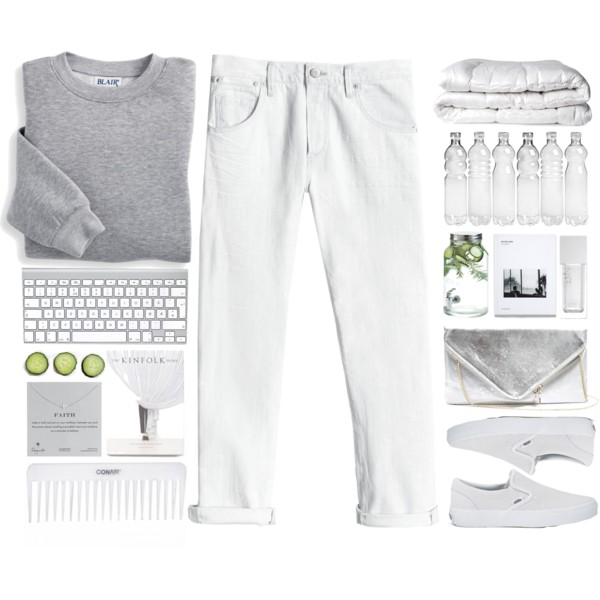 Best White Jeans You Can Try This Year 2019