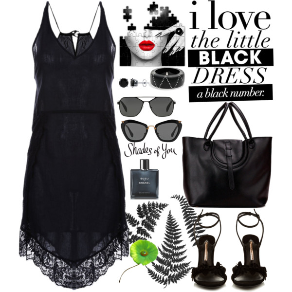 How to Wear Black in the Summer 2019