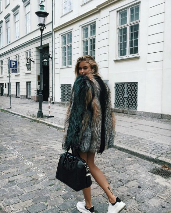 New (Faux) Fur Coats For Winter 2020