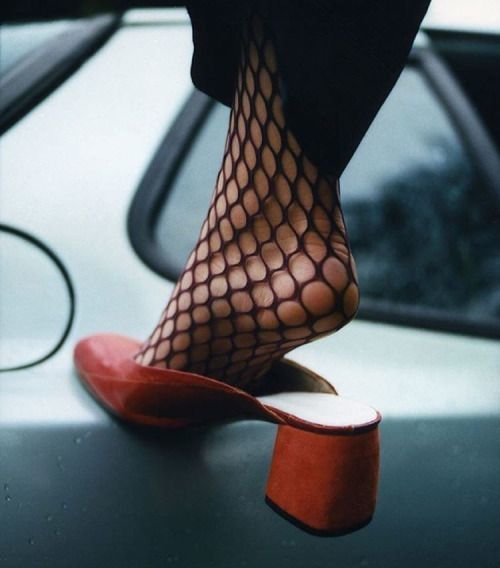 Fishnet Is A New Fashion Trend 2019