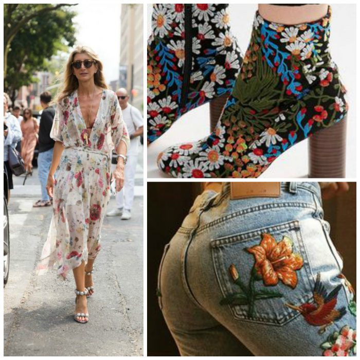 Floral Prints You Need Next Spring 2019