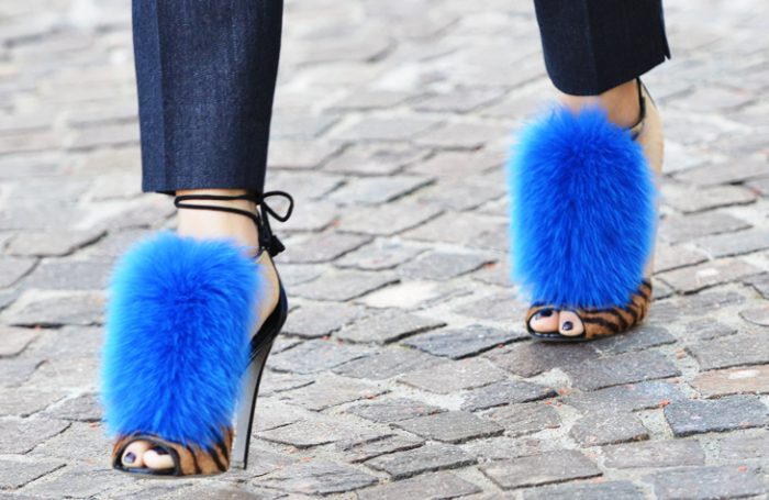 Summer Fur Shoes Trend You Should Try 2019