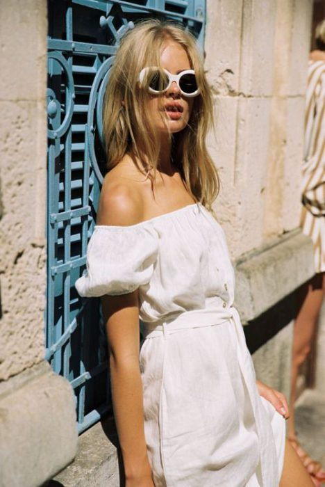 How To Style Off The Shoulder Tops 2019