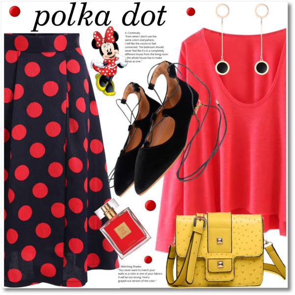 Polka Dots Are Super Trendy This Season 2019