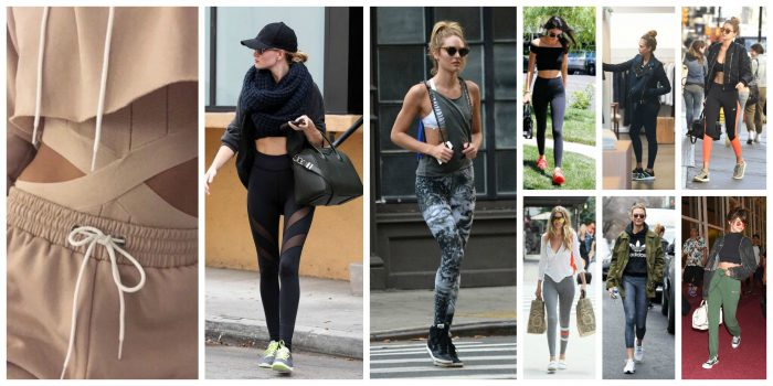 Athleisure And Gym Style For Weekends 2019