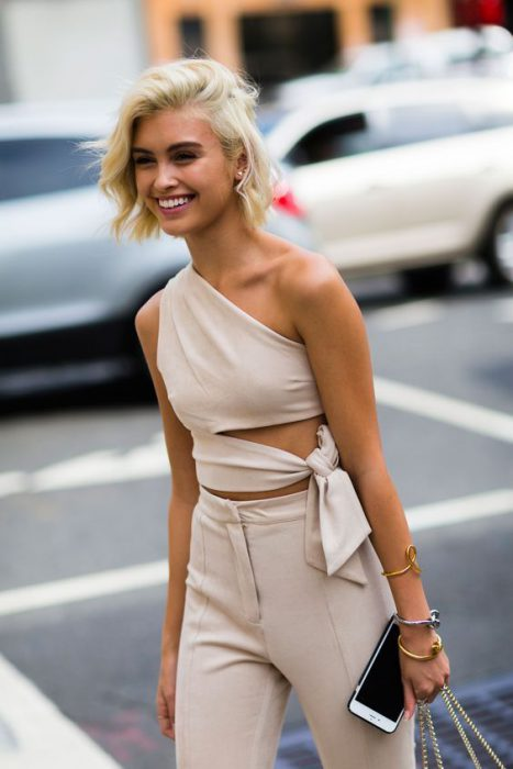 One Shoulder Trend For Women 2020