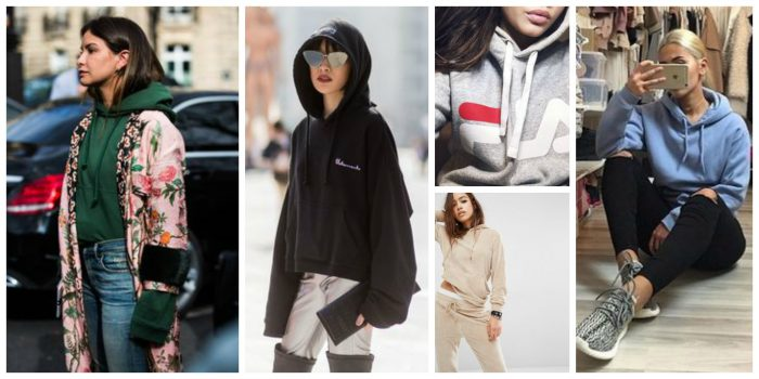 How To Wear Hoodies For Women 2019
