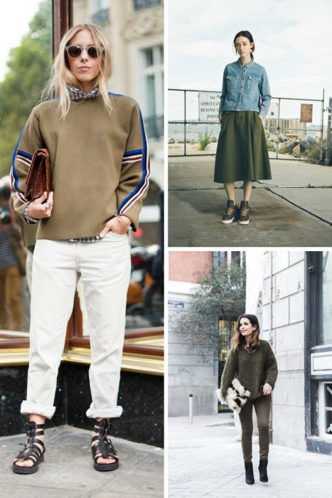 Khaki Clothes For Women For Fall 2020
