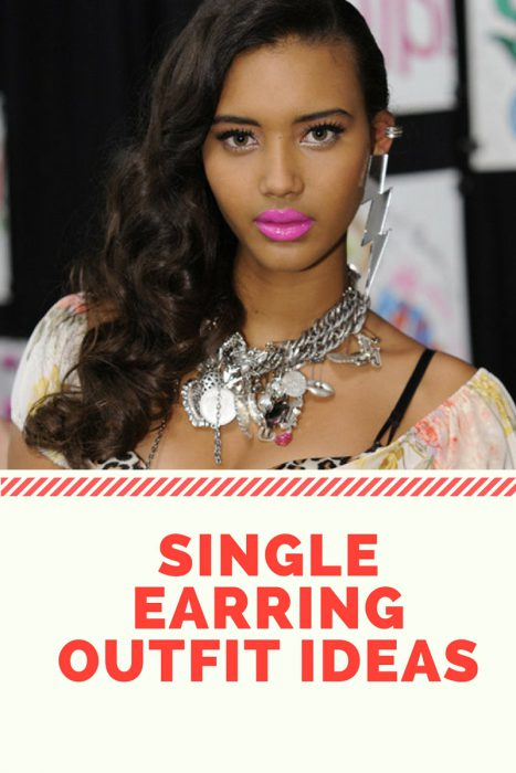 2017 Single Earring Trend (1)