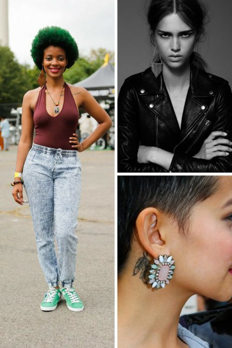 2017 Single Earring Trend (6)