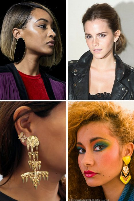 2017 Single Earring Trend (7)