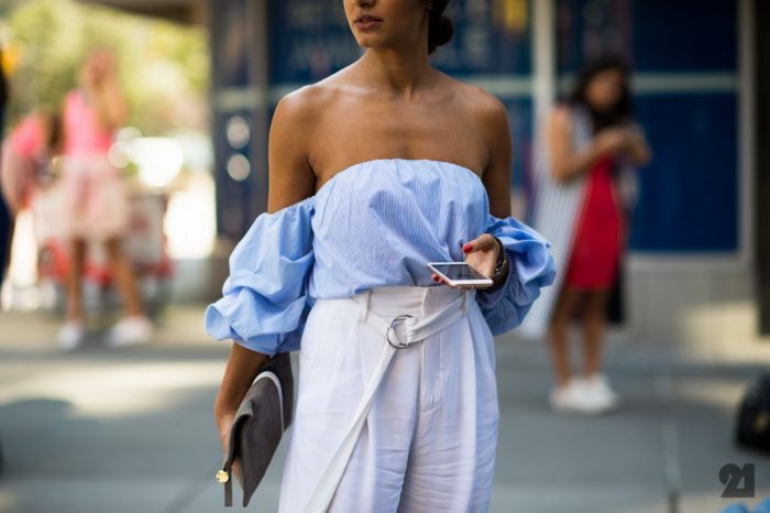 Off-The-Shoulder Tops For Summer 2019
