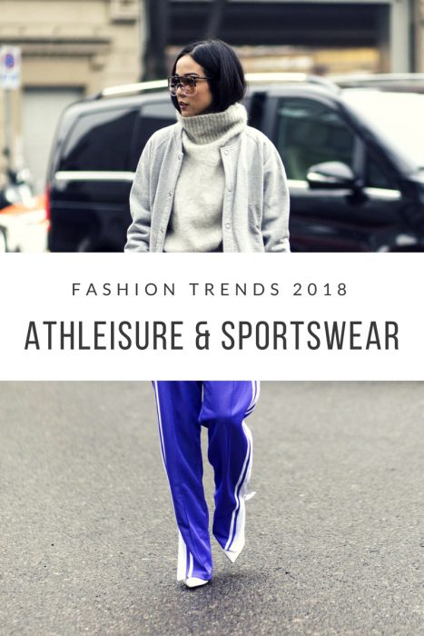 Sportswear & Athleisure Trend For Women 2019