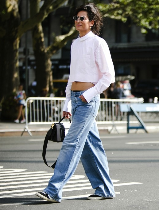 How To Wear Baggy Jeans This Fall 2020