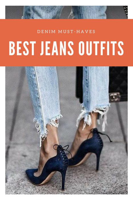 New Ways To Wear Jeans For Women 2019