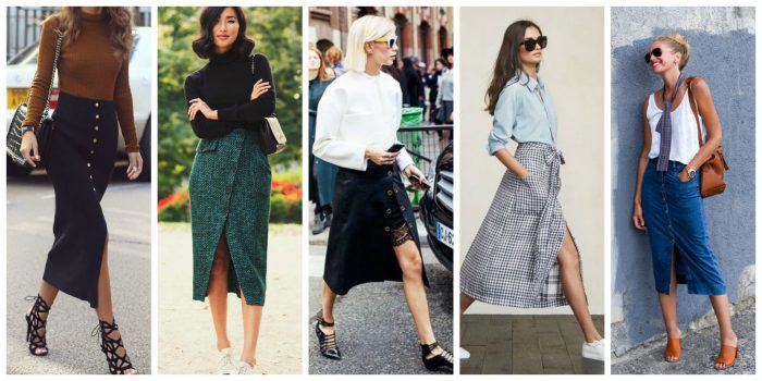 Button Down Skirts 2018 (22)
