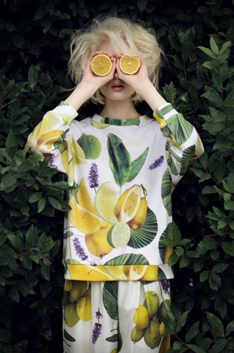 Fruit Print: Simple Looks To Copy 2019
