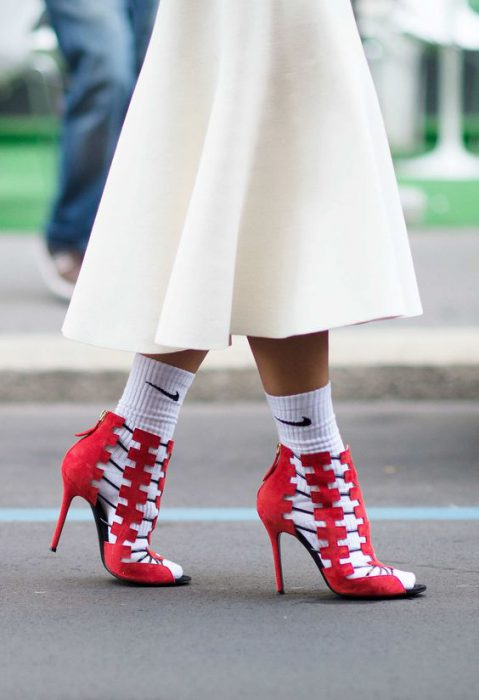 Heels And Socks Trend (19)