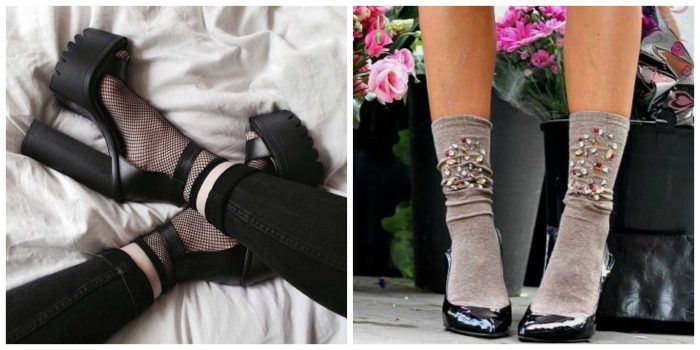 Heels And Socks Trend (24)