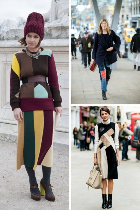 How To Wear Patchwork For Women (4)