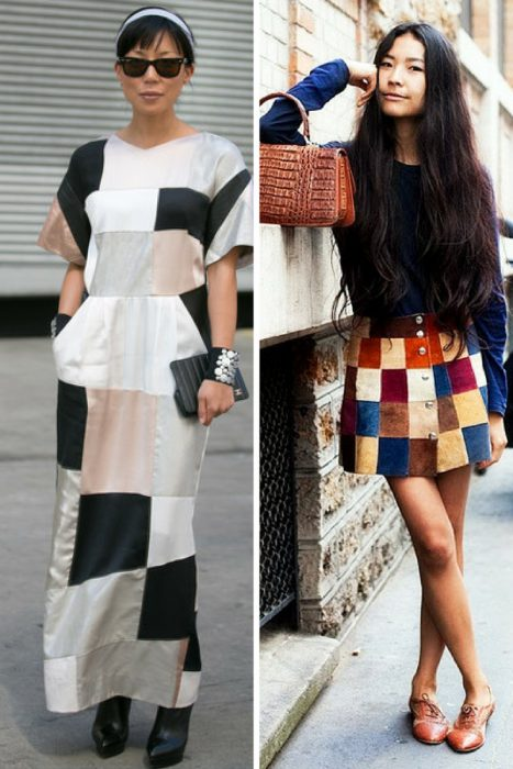 How To Wear Patchwork For Women (5)