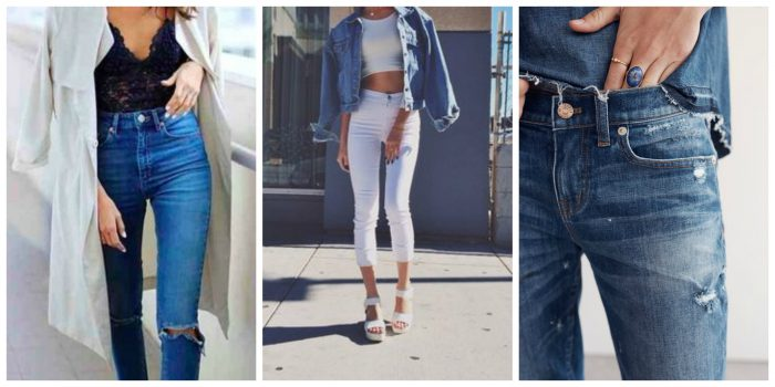 What Jeans Should Women Try Next Year 2019