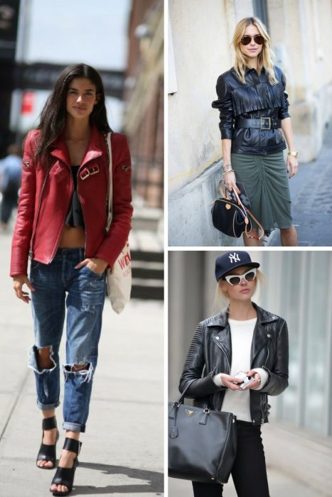 Leather Jackets Outfits (11)